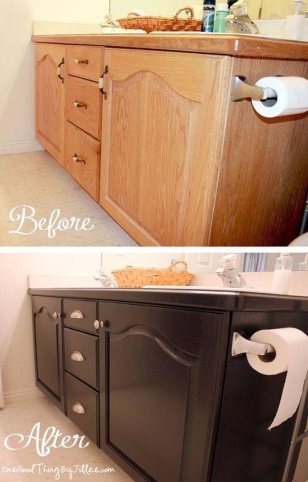 Home improvement bathroom Bathroom cabinets
