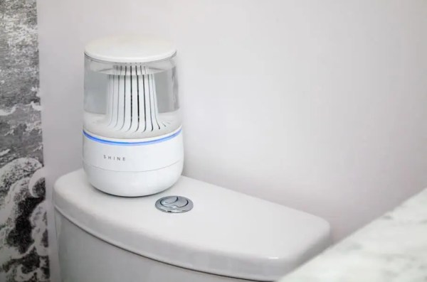 Bathroom Assistant - Automate Toilet Cleaning