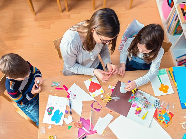 children's craft ideas for mother's day