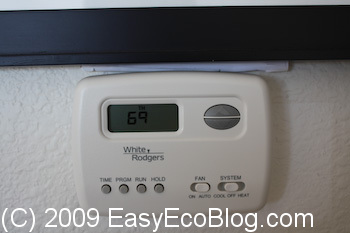 Easy Eco Blog Electric Programmable Thermostat