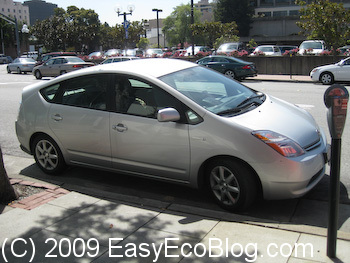 toyota prius hybrid car mileage tips