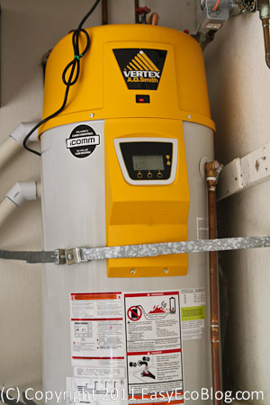 AO Smith vertex 100 water heater