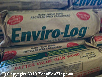 enviro-log, fireplace, wood burning