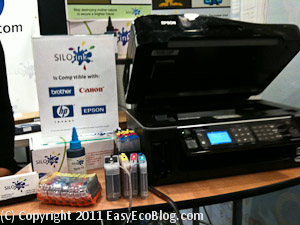 ink cartridge refill tank system