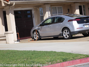 Chevrolet volt-EVSE-Electric-Car-Charger