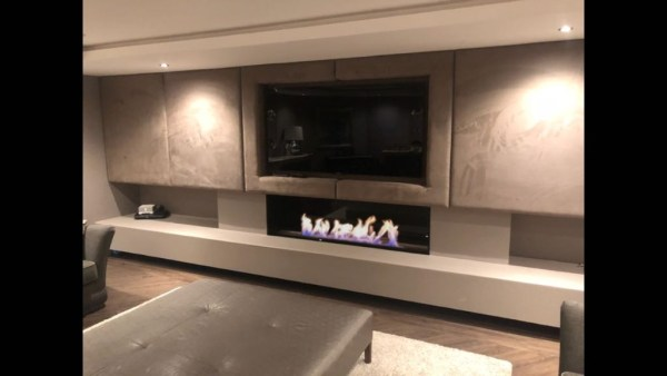 Customer Install In Luxury Apartment