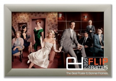 Flip Frame - Mad Men