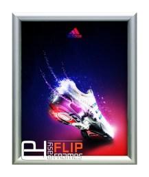 Flip Up Round Frame - Adidas