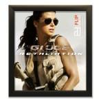 Flip up Poster Frame - GI JOE Retaliation