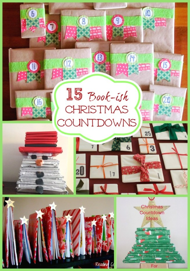 15 Amazing Advent Calendars with Books