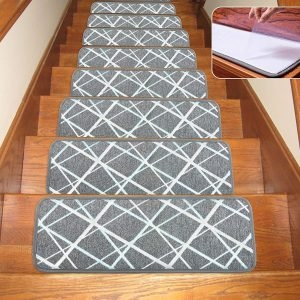 Top 10 Best Stair Treads In 2020 Reviews Buyer S Guide | Dog Slipping On Wood Stairs | Steps | Hardwood Floors | Self Adhering | Hardwood | Puppy Treads