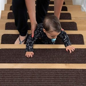 Top 10 Best Stair Treads In 2020 Reviews Buyer S Guide   Best Non Slip Carpet For Stairs   Wood Stairs   Staircase Remodel   Hardwood Stairs   Flooring   Slip Resistant