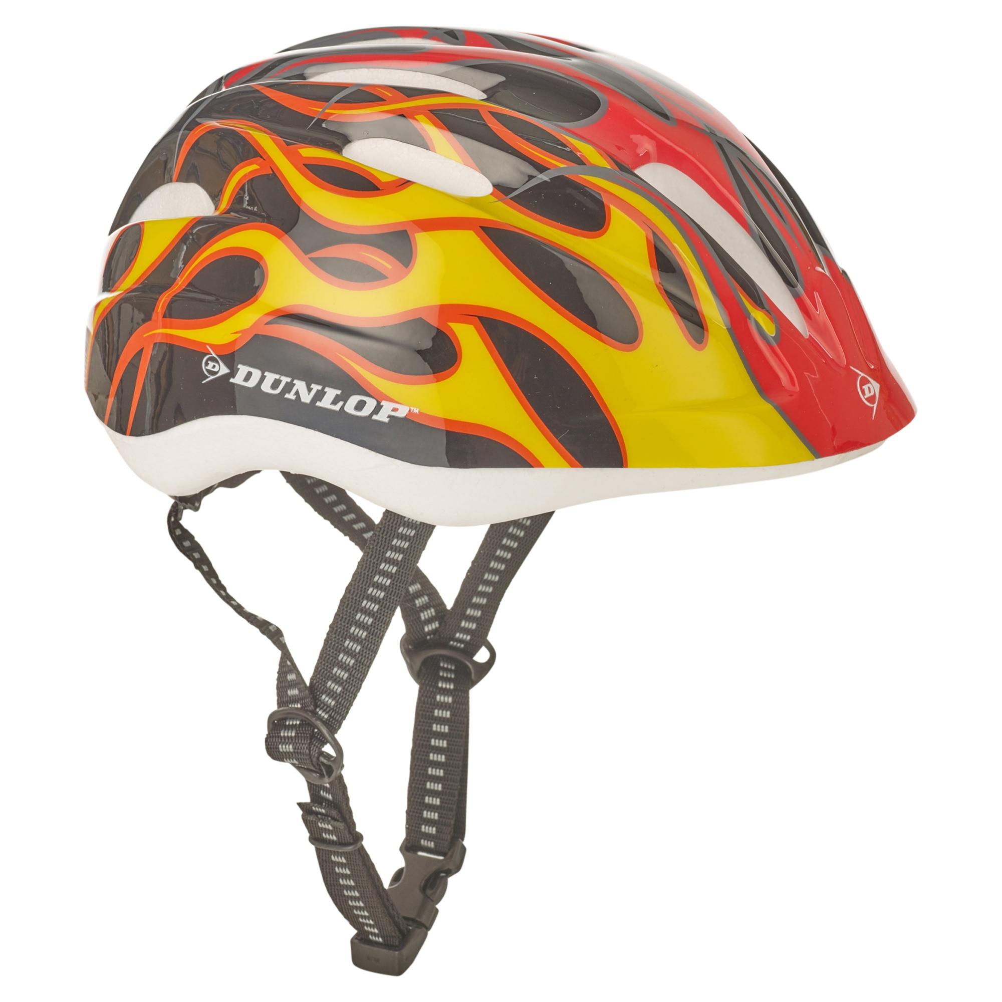 Dunlop Kids Bicycle Helmet Protective Gear Bike Adjustable