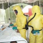 epidemiology of Ebola