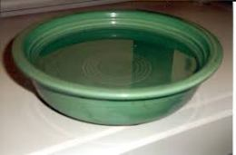 off gassing chlorine from water in a bowl