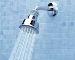 how to remove shower regulator