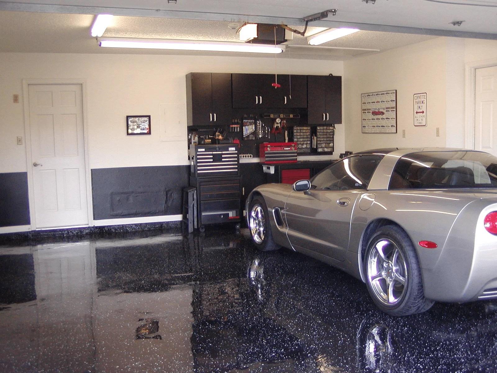 How To Apply Garage Floor Paint