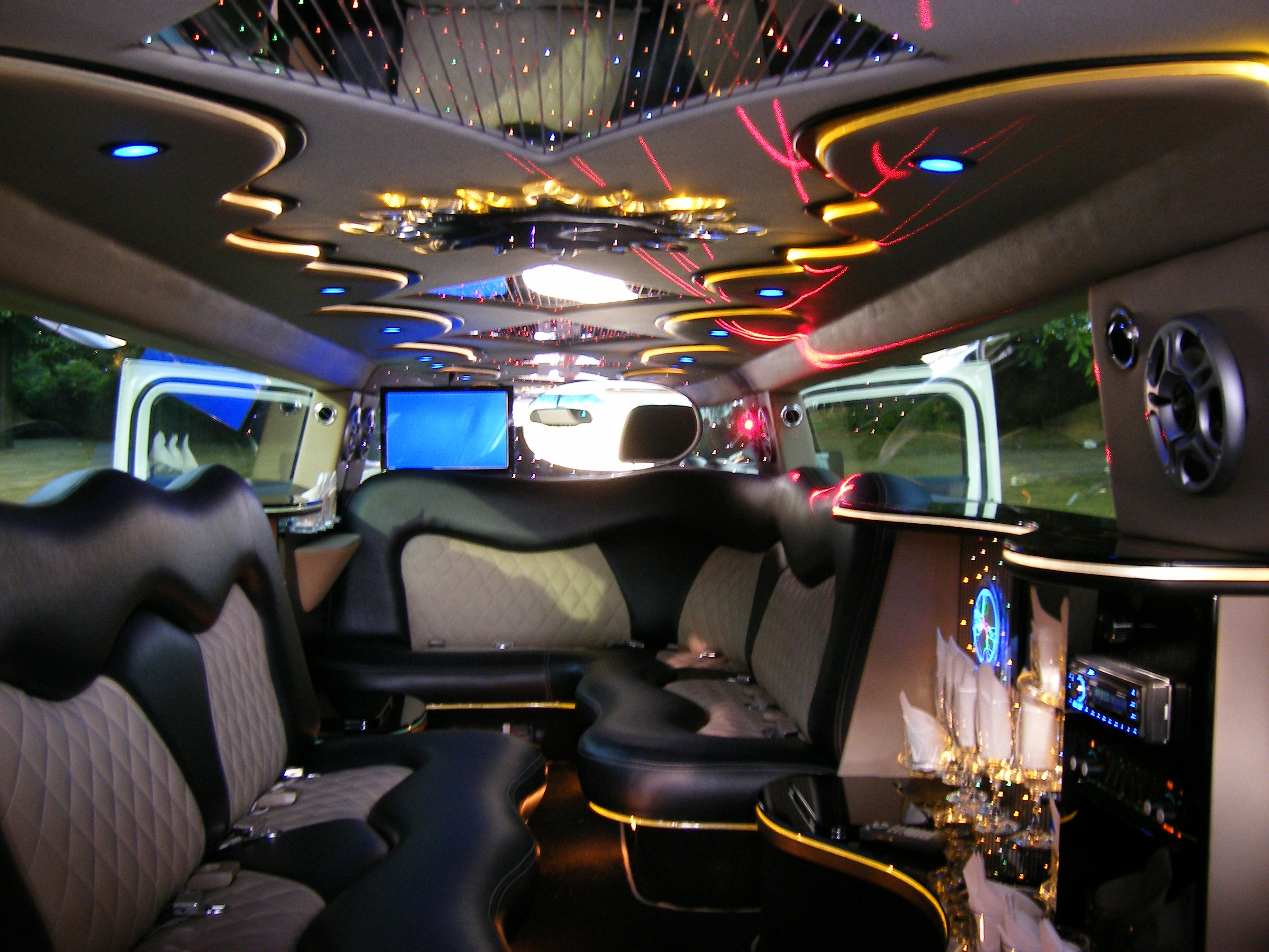 Hummer Limo Hummer H3 Limousine Hire and Hummer Limo Hire