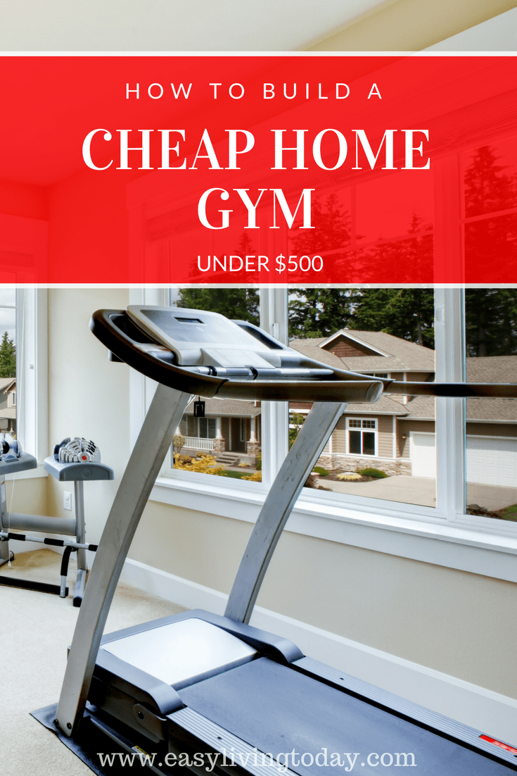 Cheap Home Gym Ideas Under 500 For A Loaded Home Gym