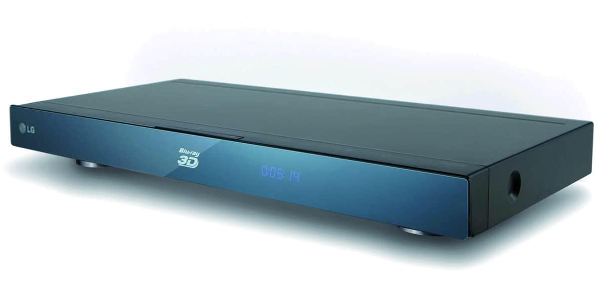 LG Electronics BX580 Lecteurs Blu Ray HD Et 4K Sur