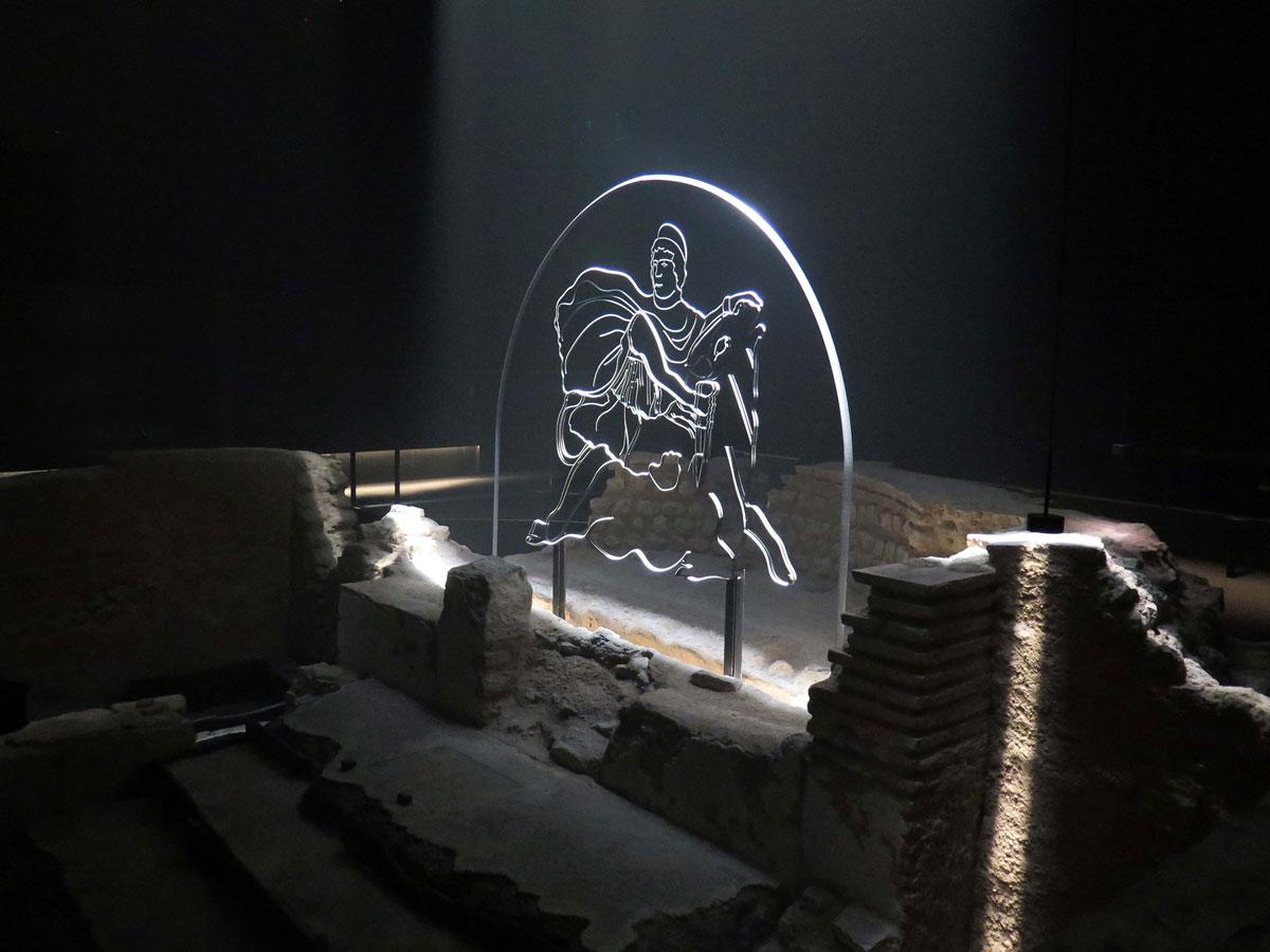 The Mithraeum