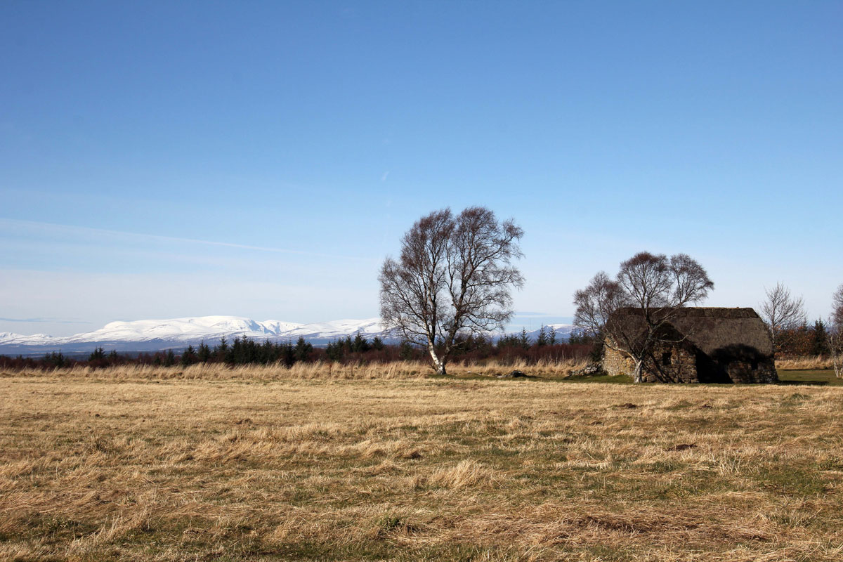 The Culloden Battlefield