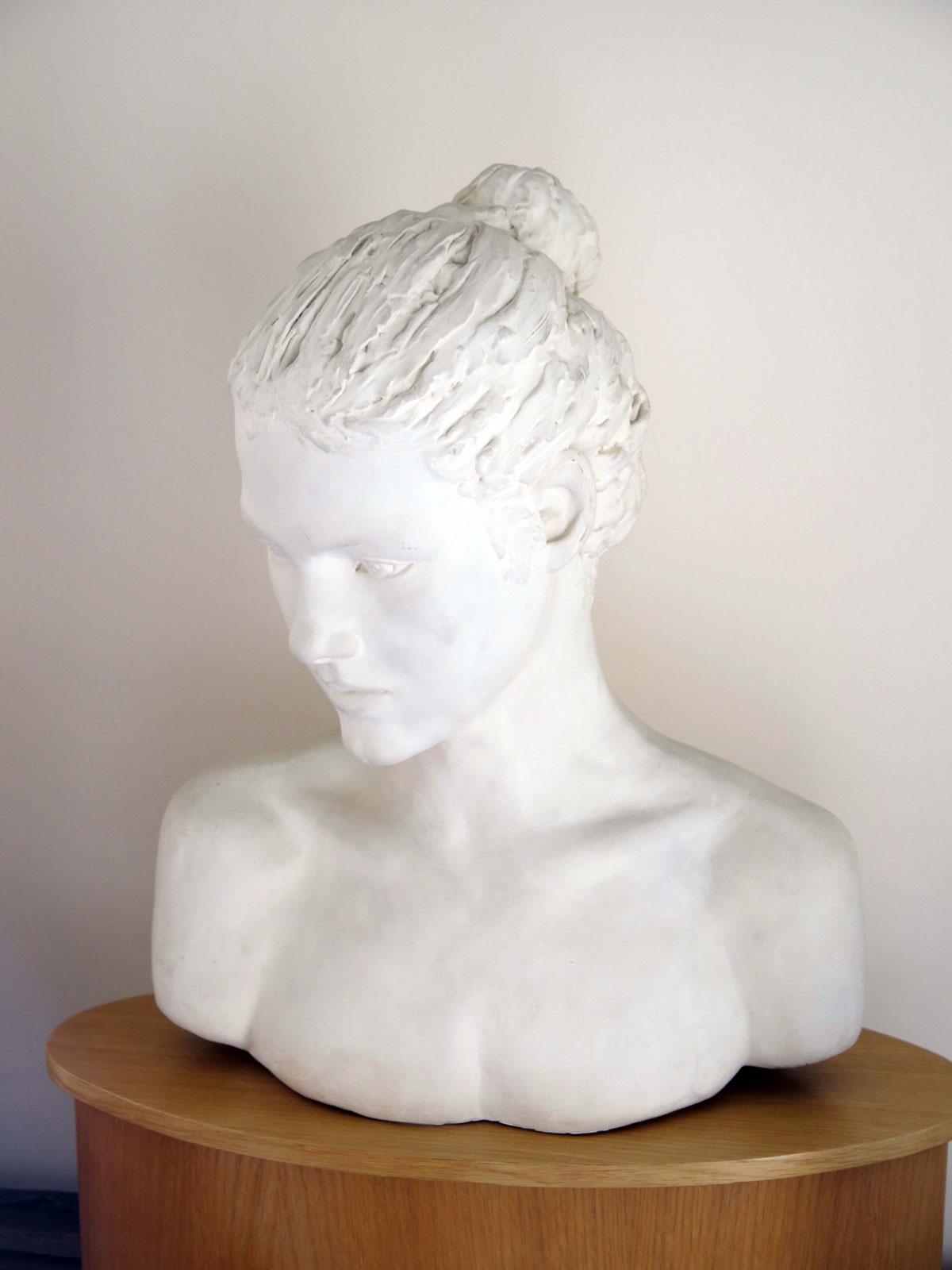 Bust of Olga Peters