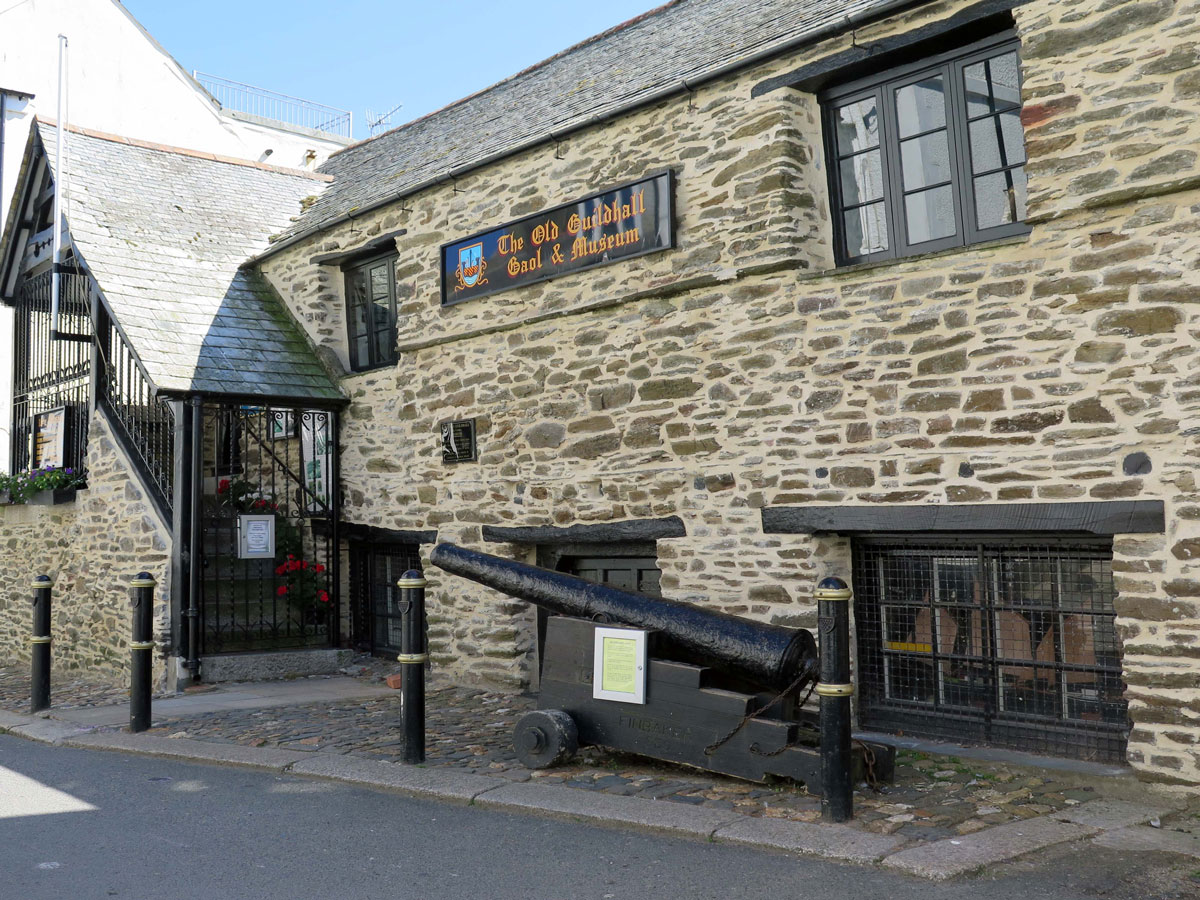 The Old Guildhall, Gaol, and Museum