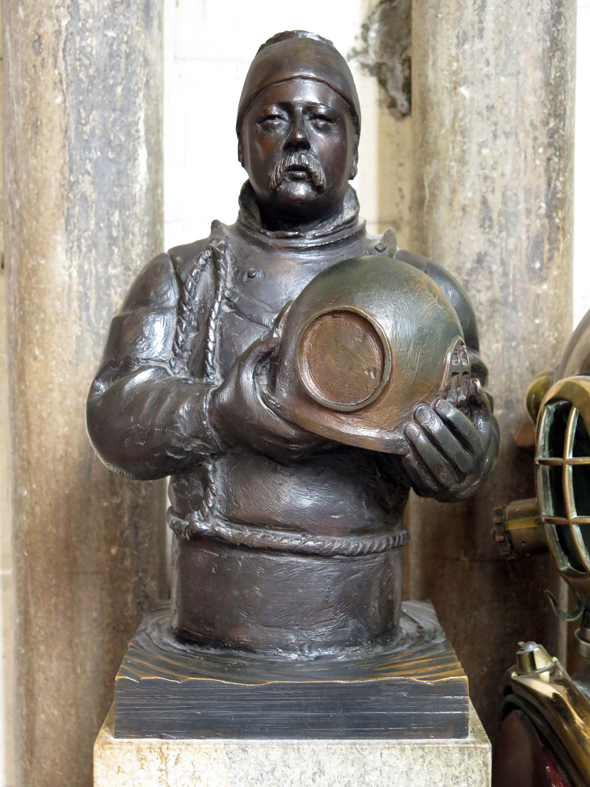 William Walker, the Winchester Diver