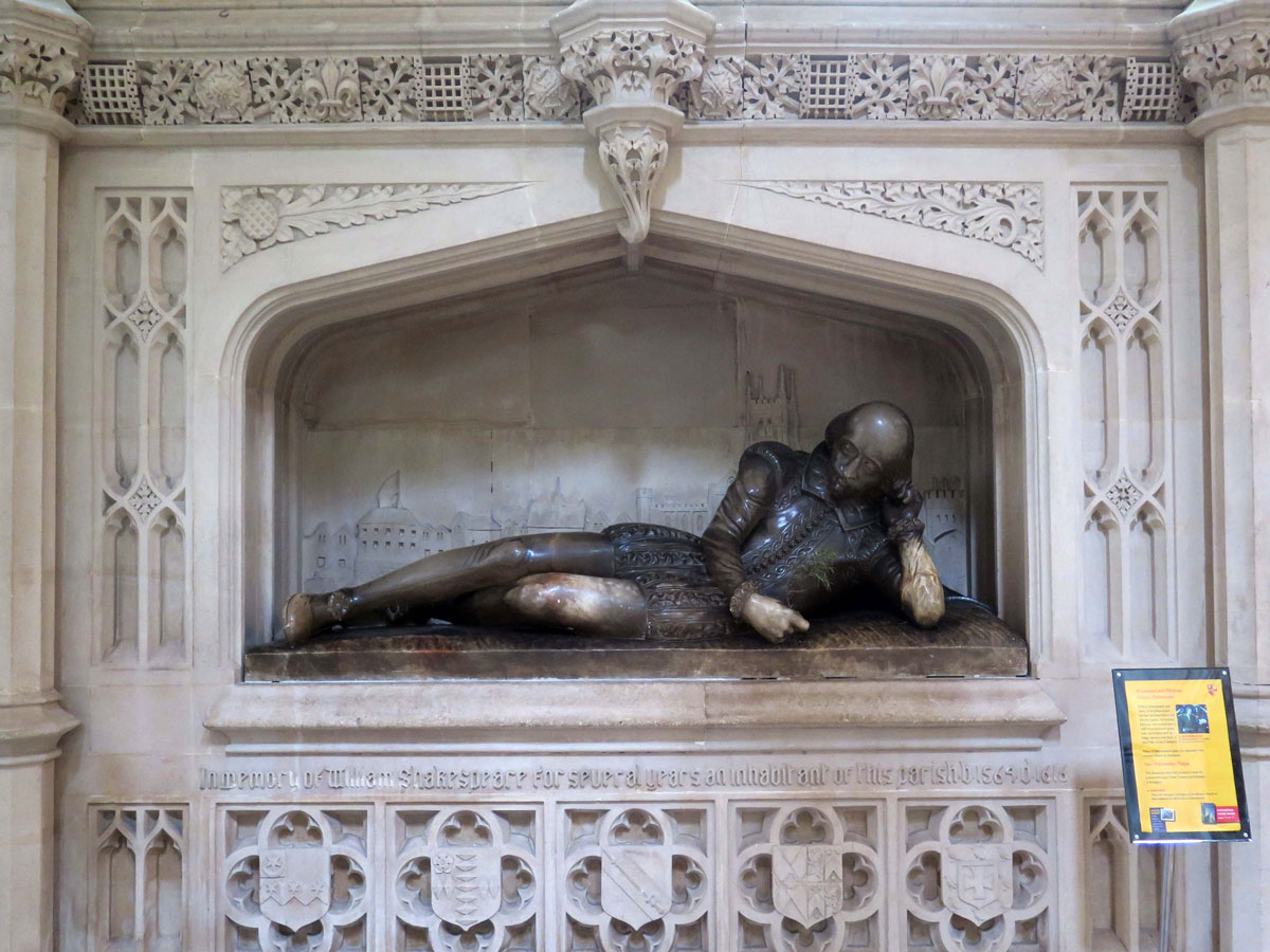 The Shakespeare Memorial