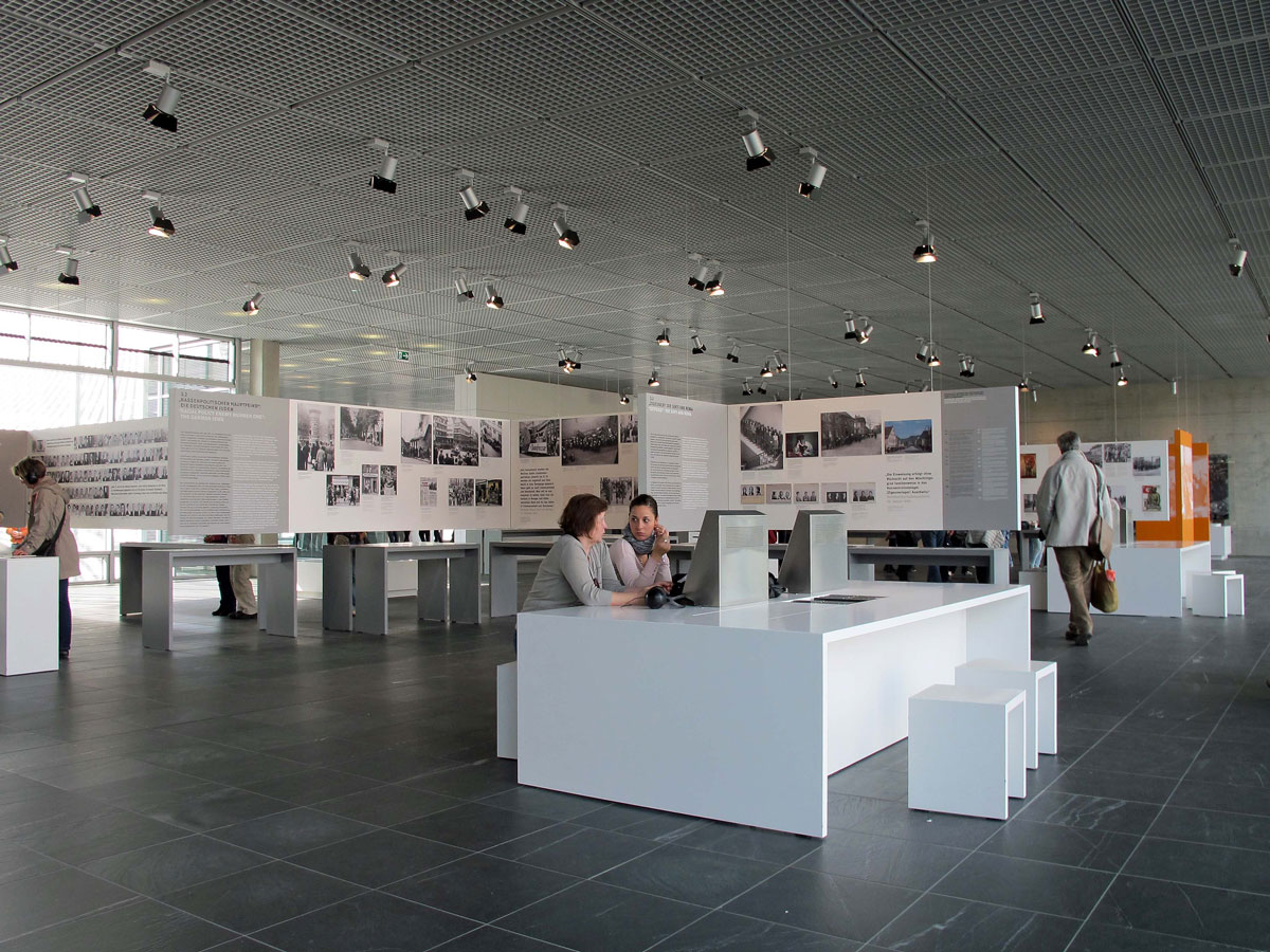 Inside the Documentation Centre