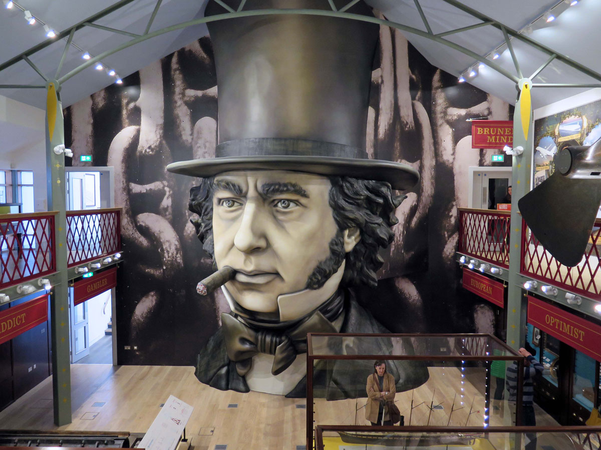 The Being Brunel Museum