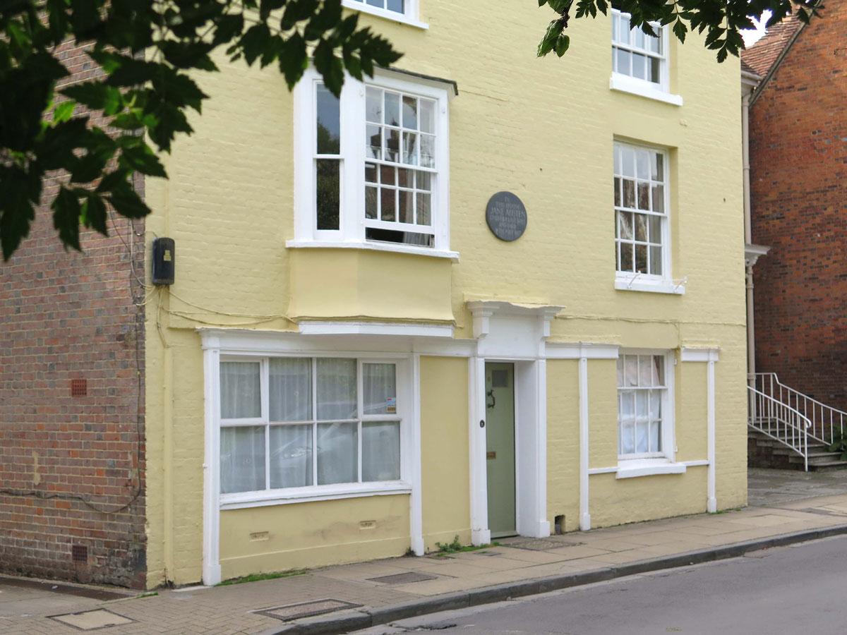 Jane Austen's House