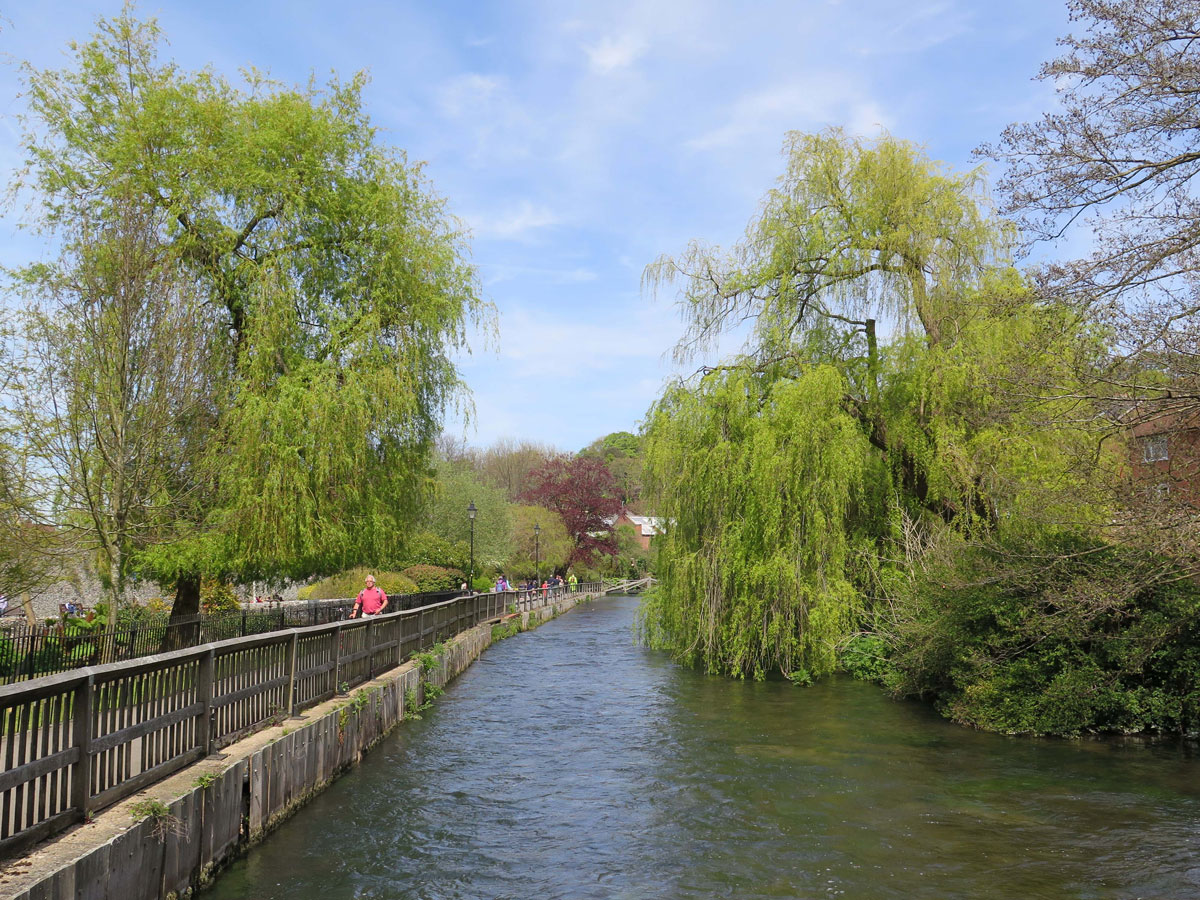 The Weirs Walk