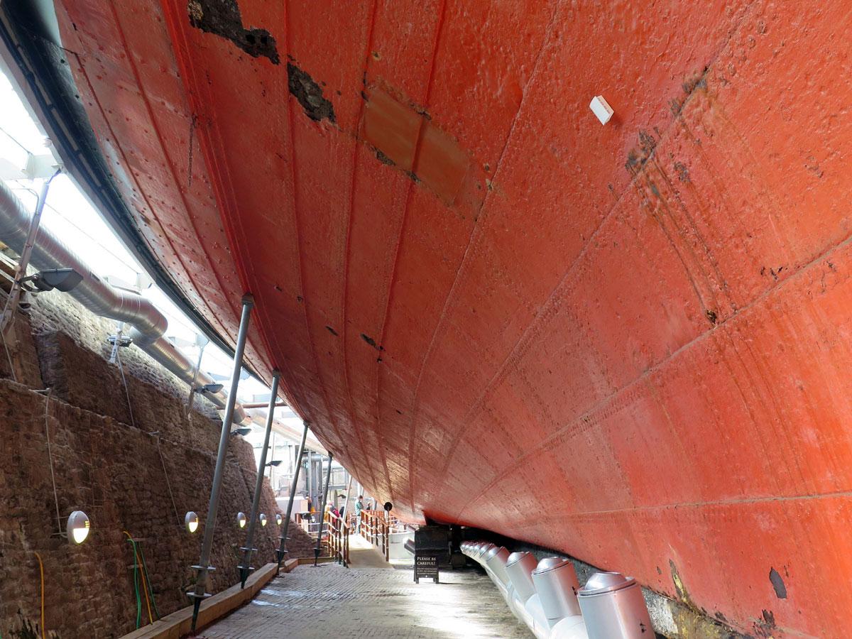 The Iron Hull