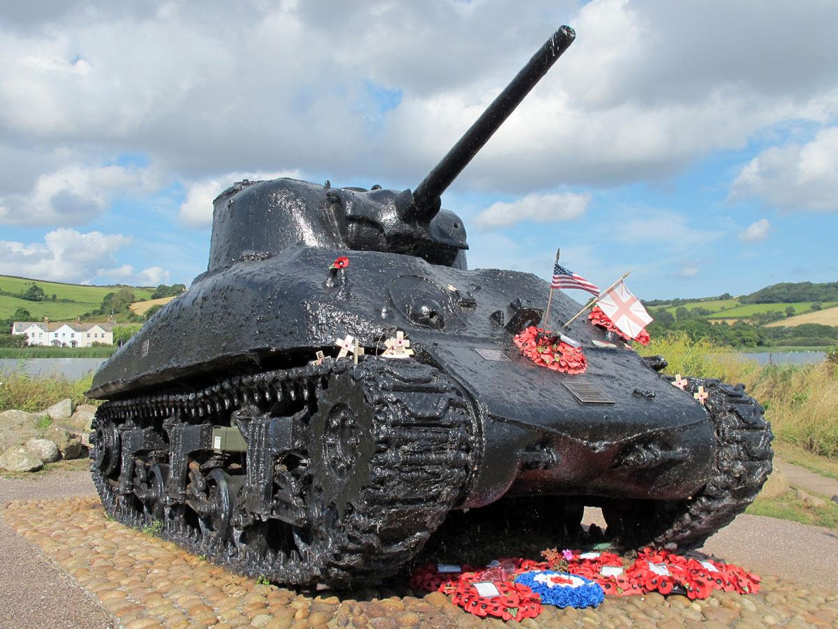 Ken Small's Sherman Tank
