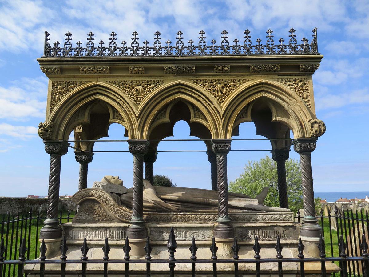 The Grace Darling Memorial