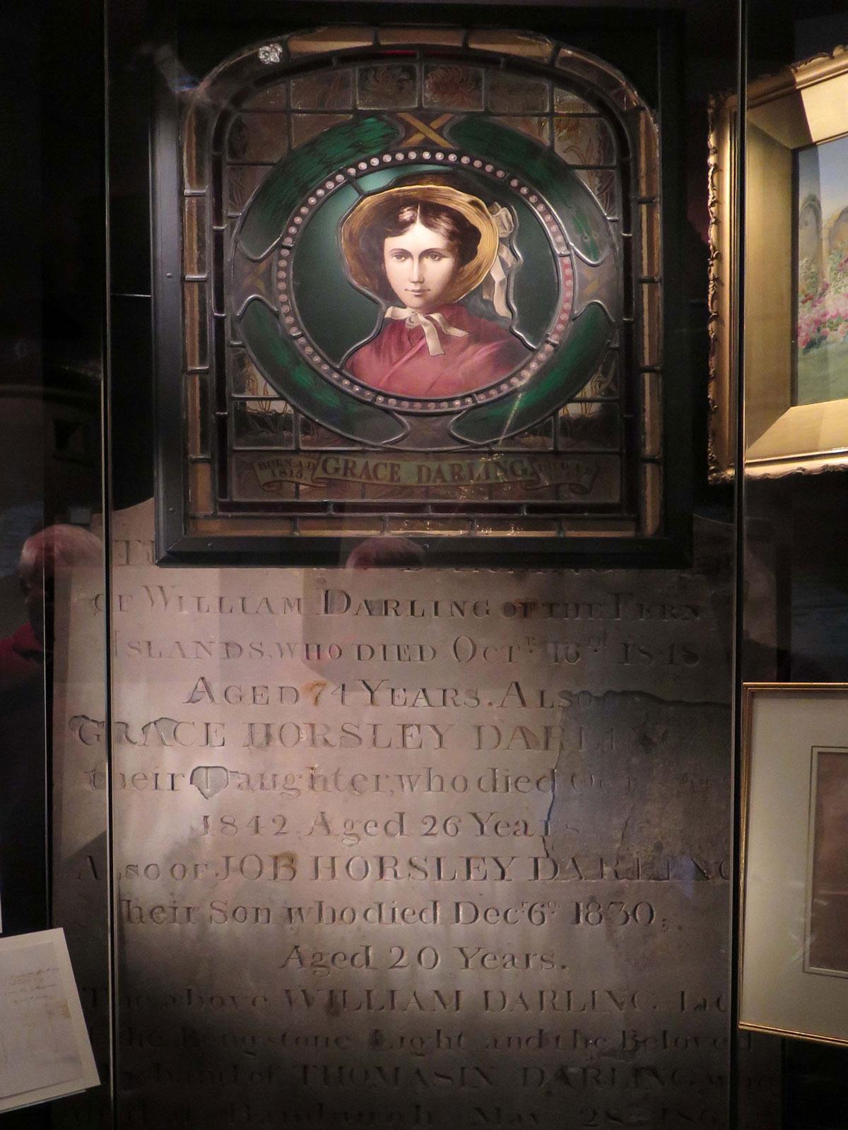 The original Family Headstone
