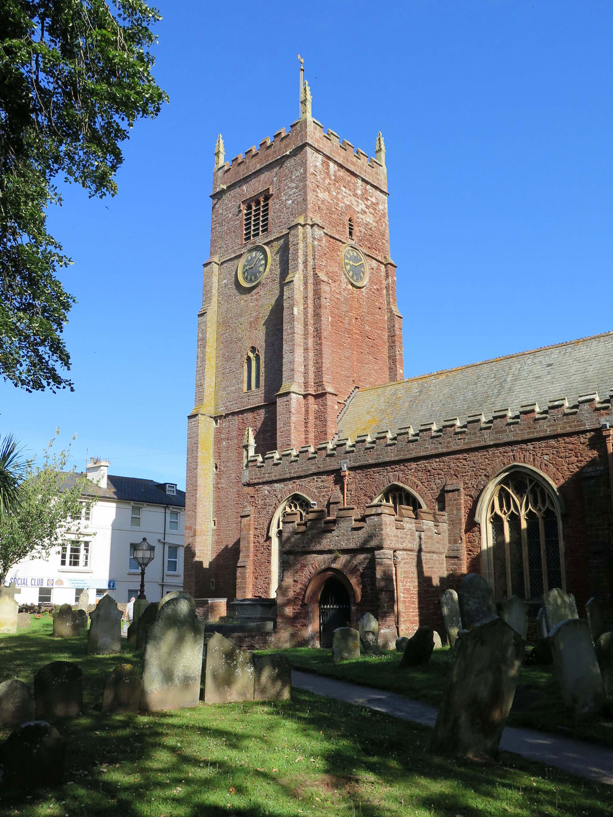St John the Baptist Parish Church