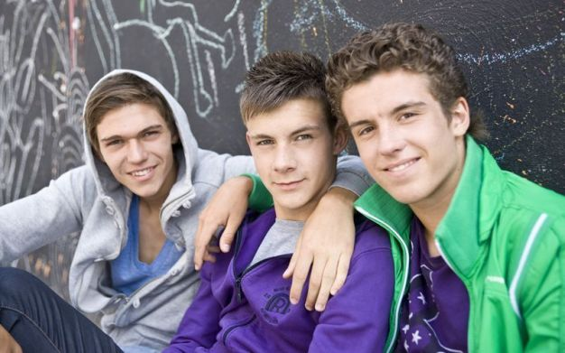 adolescenti maschi
