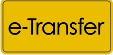 "etransfer to ""sales@easymoving.ca"""