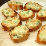 Onion Cheese Bites