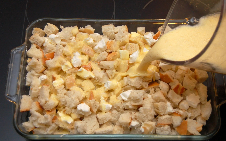 Make Ahead – Stuffed French Toast