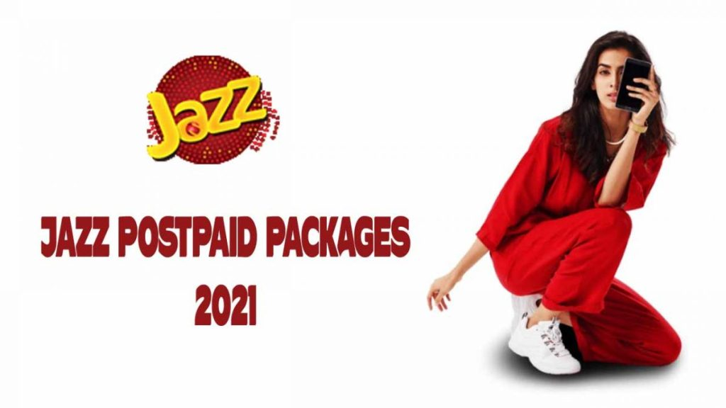 jazz postpaid packages