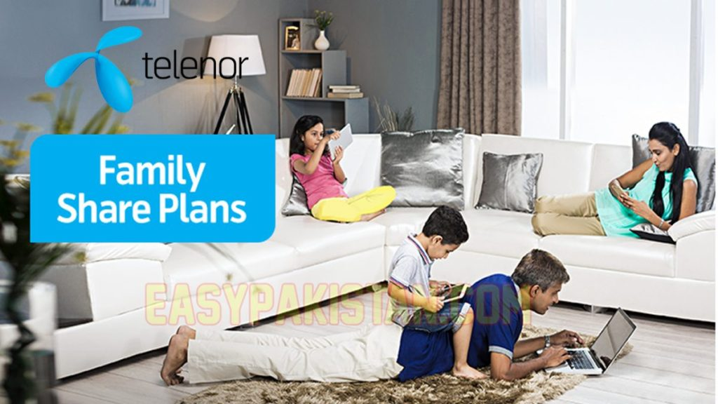 Family Share Plans (2 Lines)