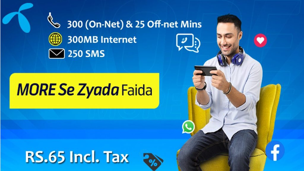 Telenor 3 Day Plus Package