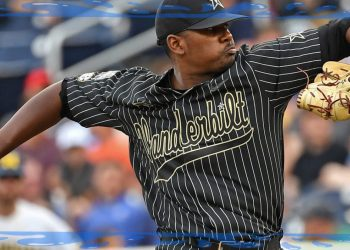 The Mets select Kumar Rocker 10th overall in the 2021 MLB Draft