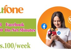 Ufone Best weekly Offer