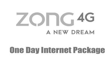 Zong daily basic package