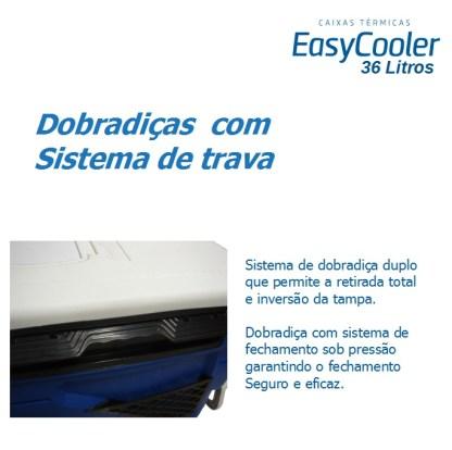 CAIXA TÉRMICA EASYCOOLER 36L COM RODA-970